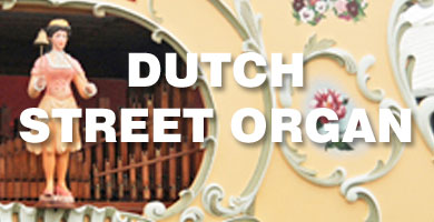 Dutch Street Organ on Show